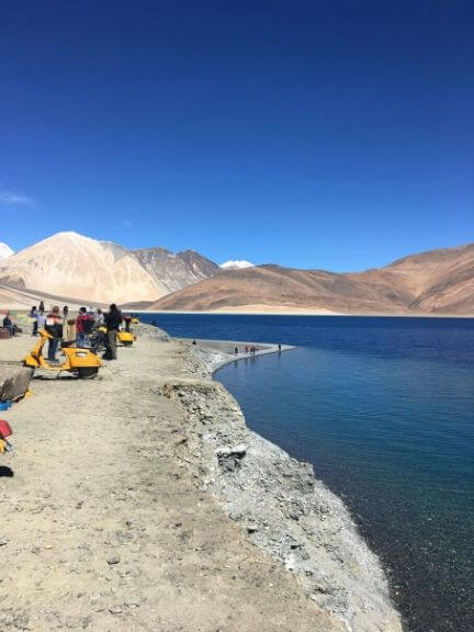 3 Idiot View Point, Pangong Lake