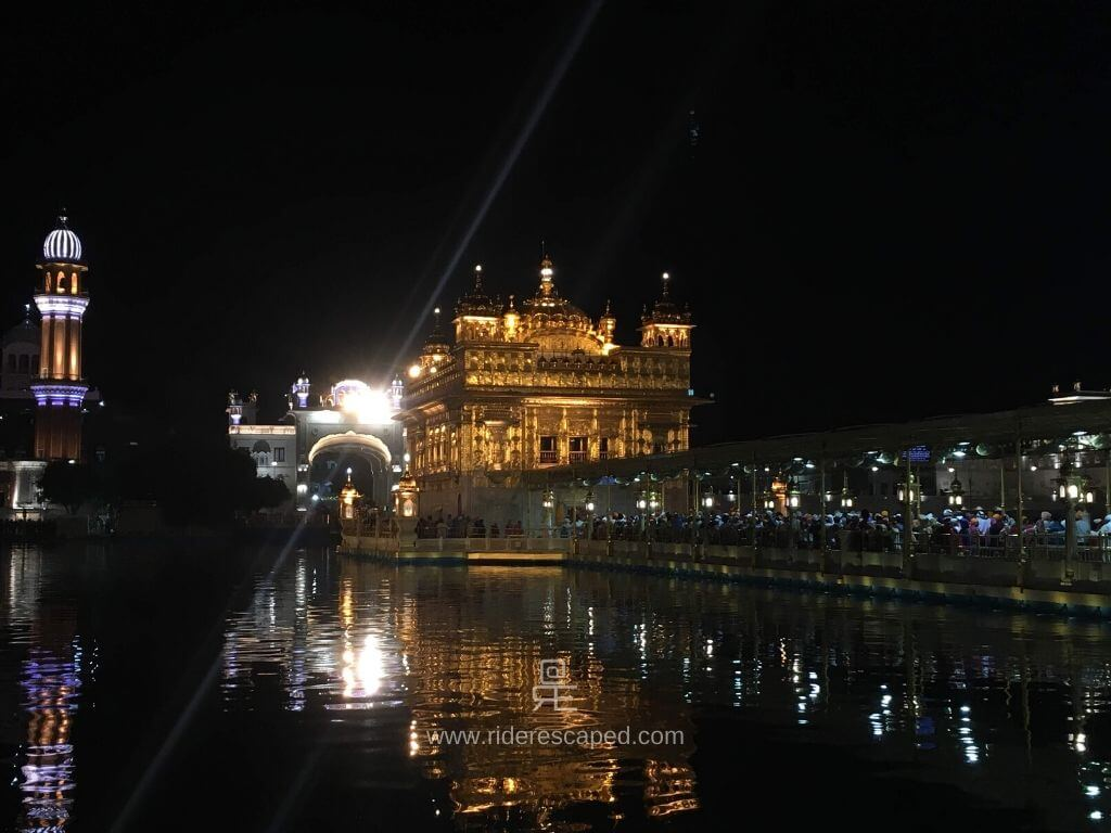 Golden Temple, Amritsar Feature Image