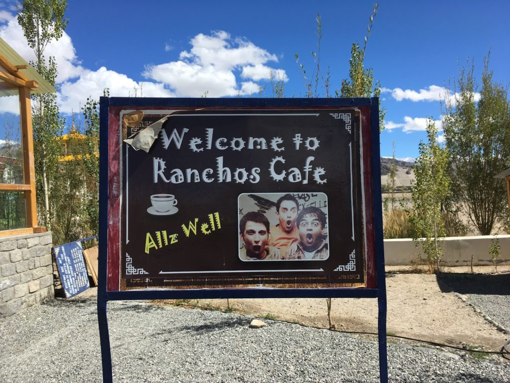 Rancho Cafe Leh
