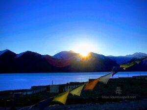 Ladakh Ride Day 14 - Pangong Lake to Leh Feature Image