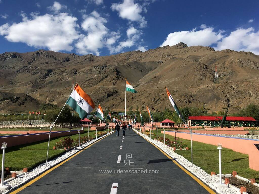Ladakh Ride Day 7 - Srinagar to Kargil Feature Image