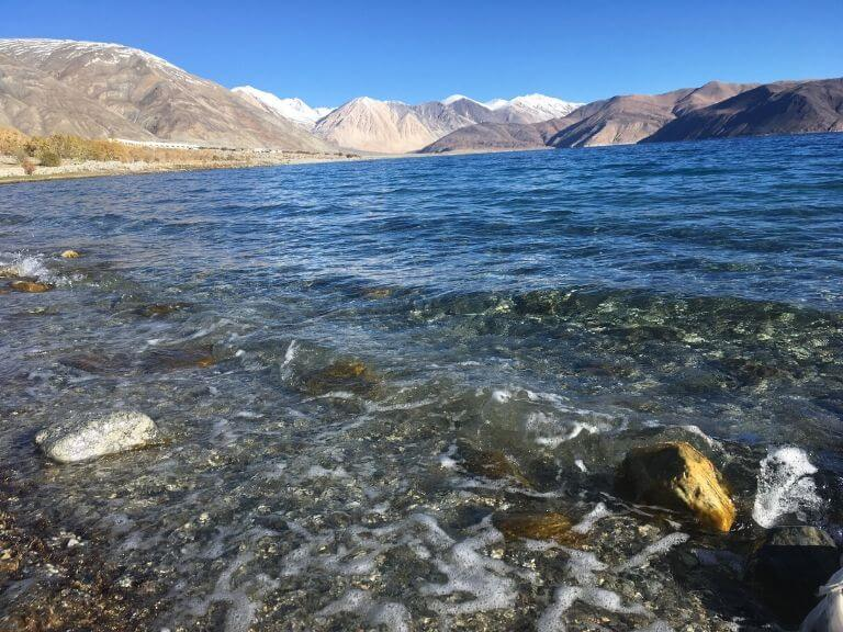 Majestic Beauty Surrounding Pangong Lake