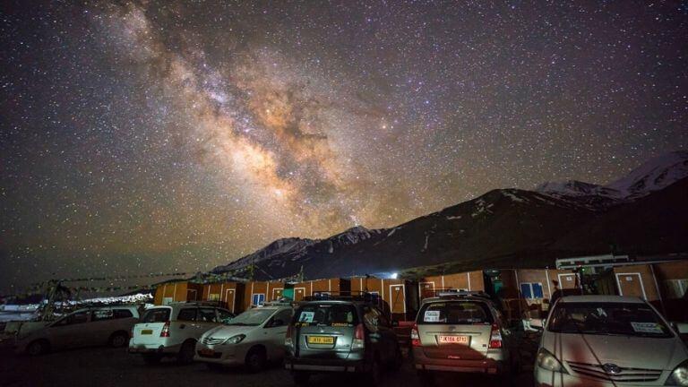 Night Sky Pangong