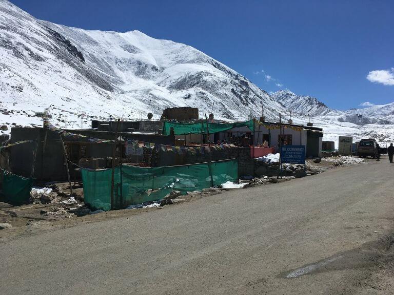 North Pullu, ladakh