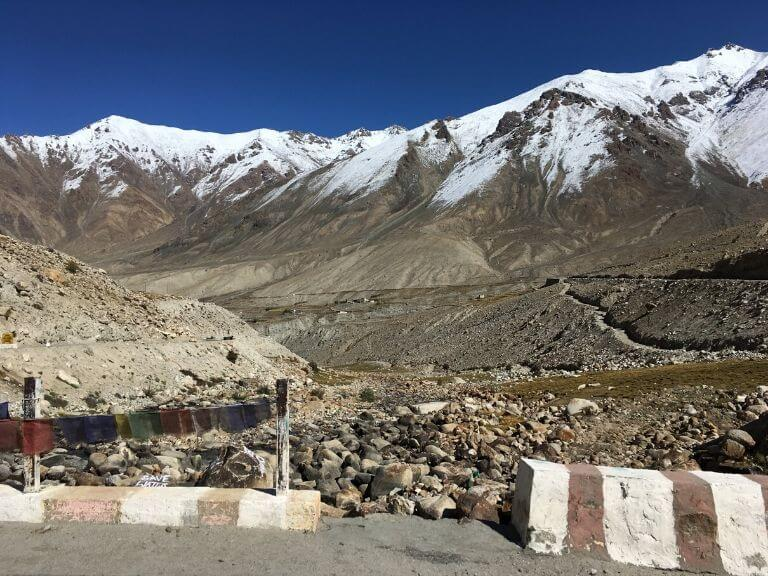 Towards Diskit, Ladakh