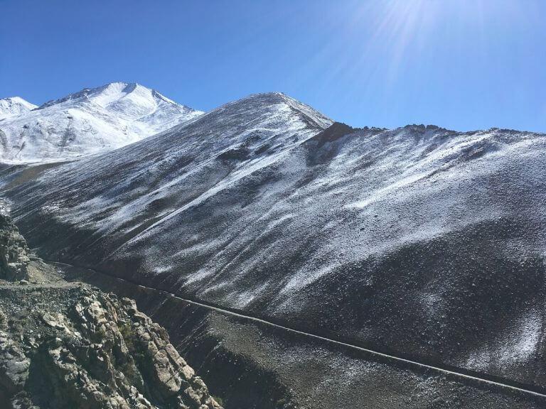 Towards South Pullu 2, Ladakh 768X576