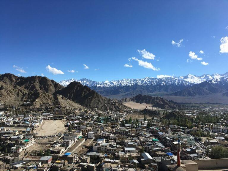 View from Leh Palace Roof 2, Leh