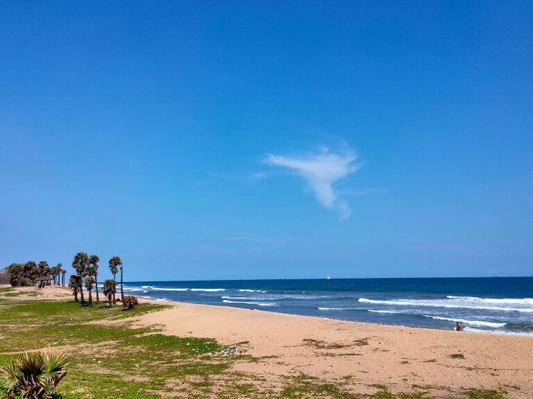 Calm and Serene Yarada Beach, Vizag