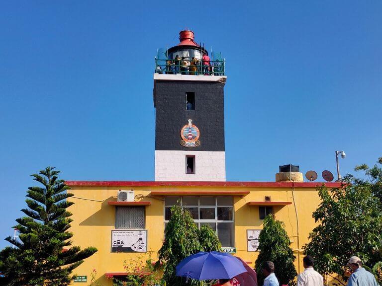 Dolphin Nose Light House, Vizag