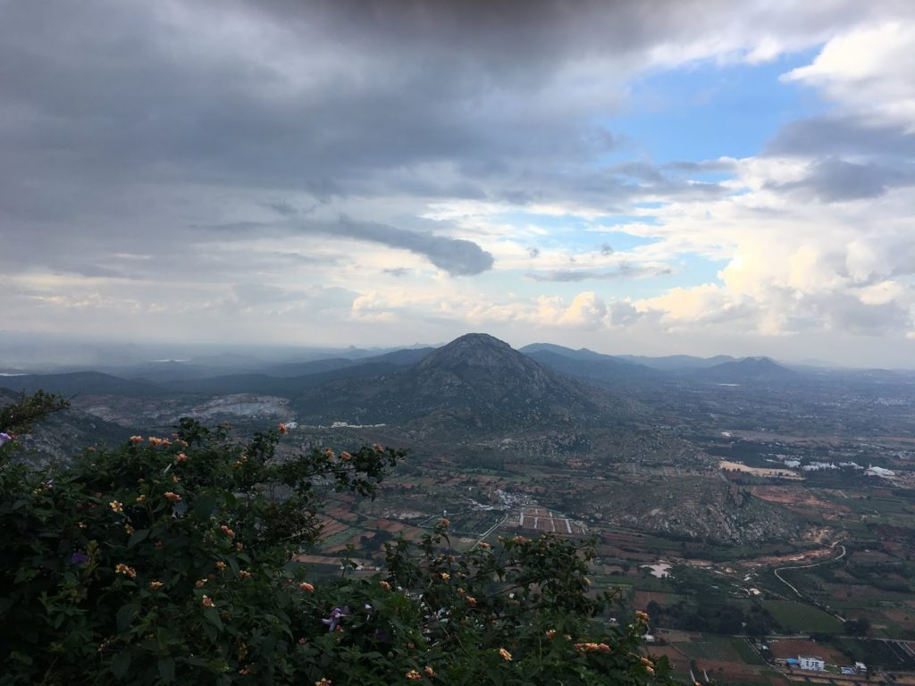 View from Nandi Hills