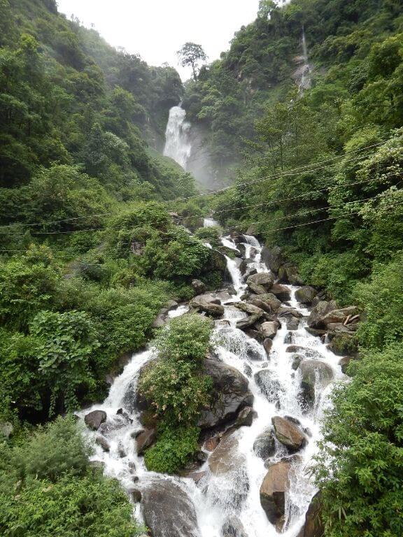 Phamrong Falls, Pelling