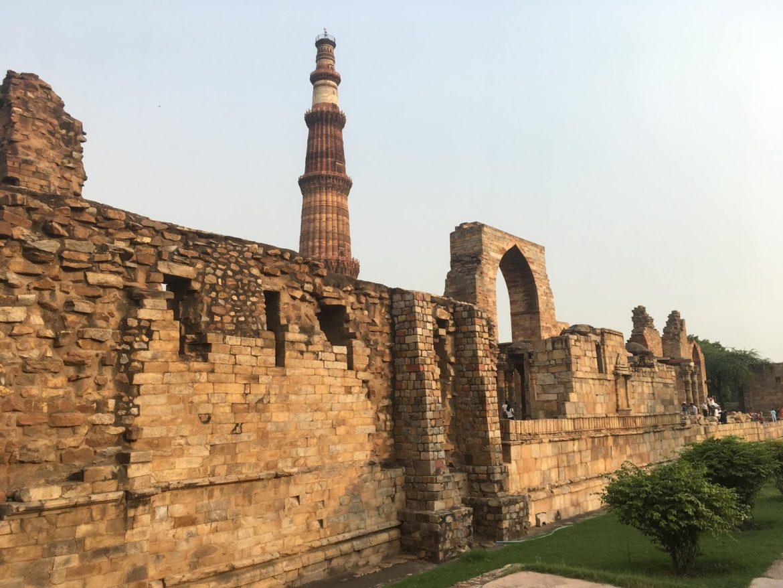 Ladakh Bike Ride: Day 20   Delhi Sightseeing   Qutub Minar   Red Fort