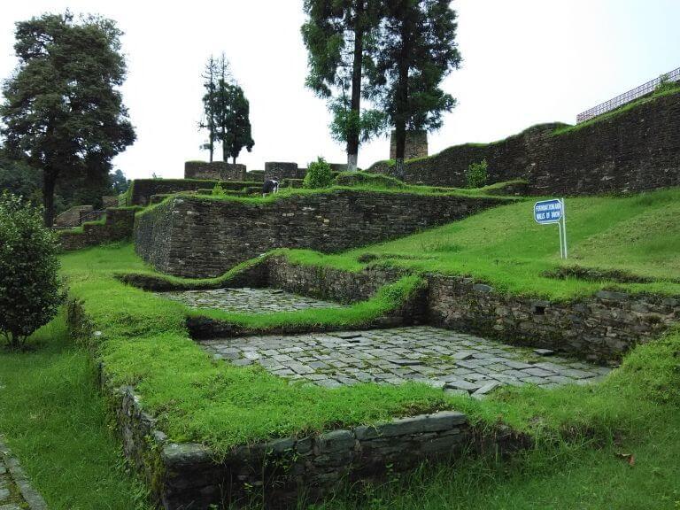 Rabdentse Ruin 2, Pelling