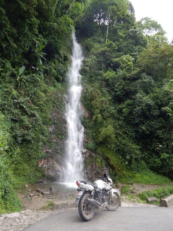 Rimbi Falls, Pelling