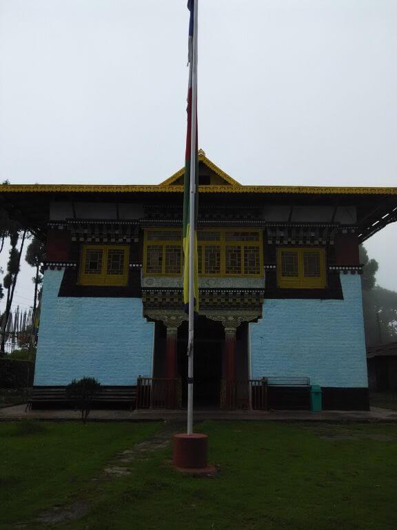Sangacholing Monastery, Pelling