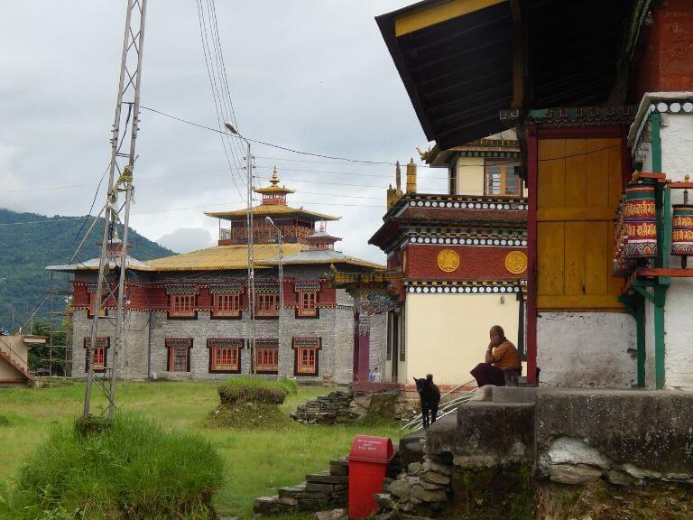 Tashiding Monastery, Pelling
