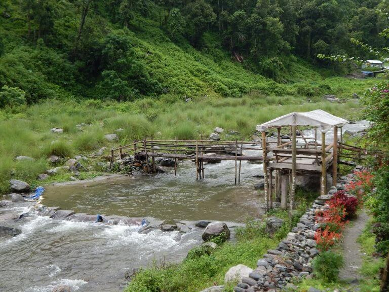 Reshi River, Rishikhola