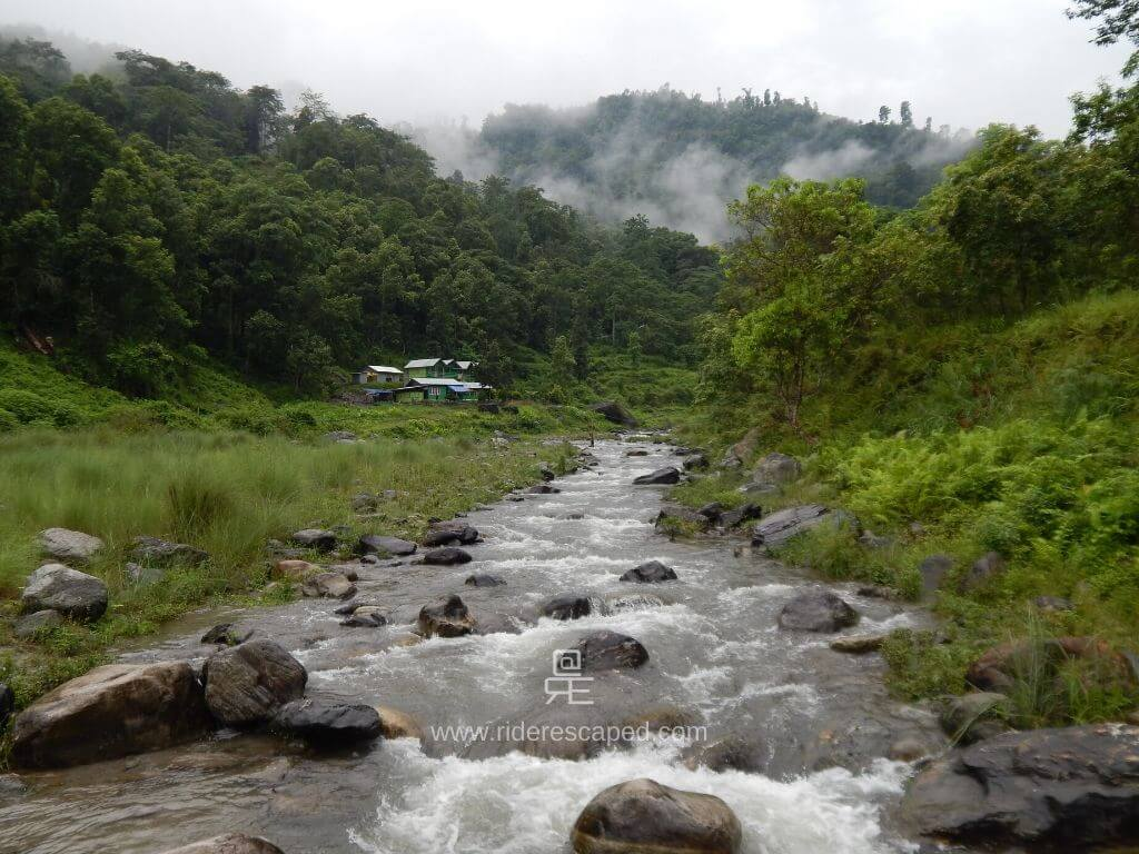 Rishikhola, a place not for city lovers