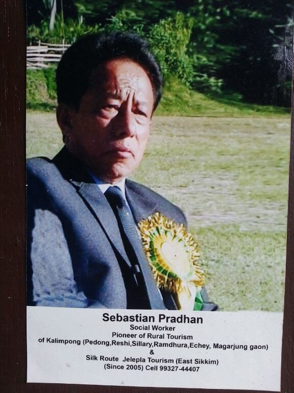 Sebastian Pradhan, Reshi Eco Resort