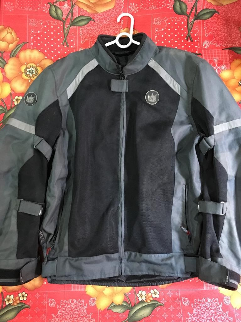 Rynox Urban Riding Jacket Review