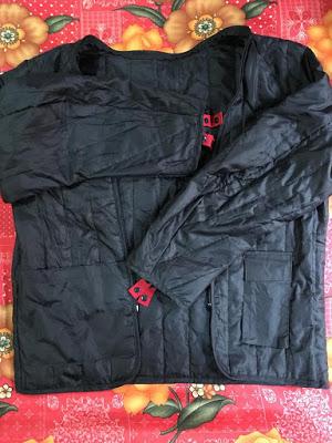 Thermal Liner Rynox Urban Riding Jacket