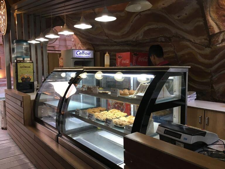 Cafe Ekante Inside, Eco Park 7 wonders zone