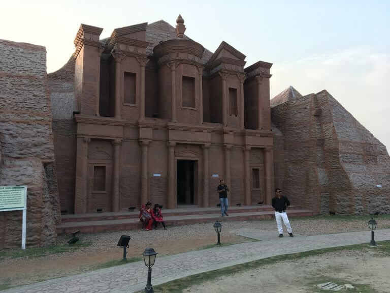 Petra Jordon, 7 Wonders Eco Park