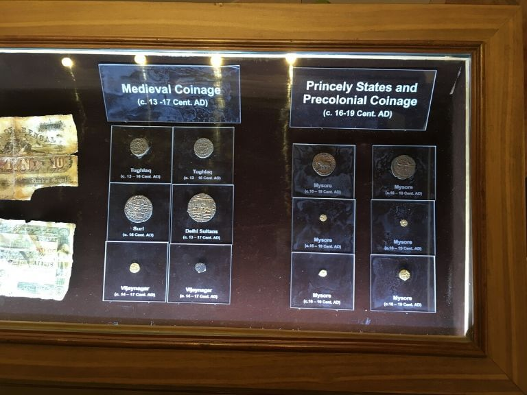 Old Days Coin RBI Museum
