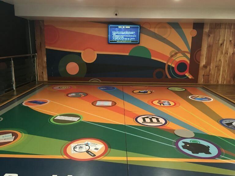 RBI Museum Gaming Zone Game 1