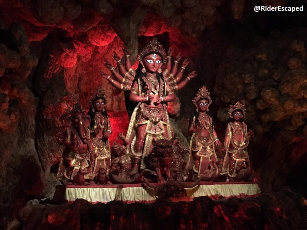 Durga Puja Chorbagan 2019 - South Kolkata Durga Puja guide Map