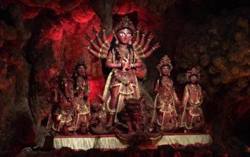 Durga Puja Chorbagan 2019 - South Kolkata Durga Puja guide Map