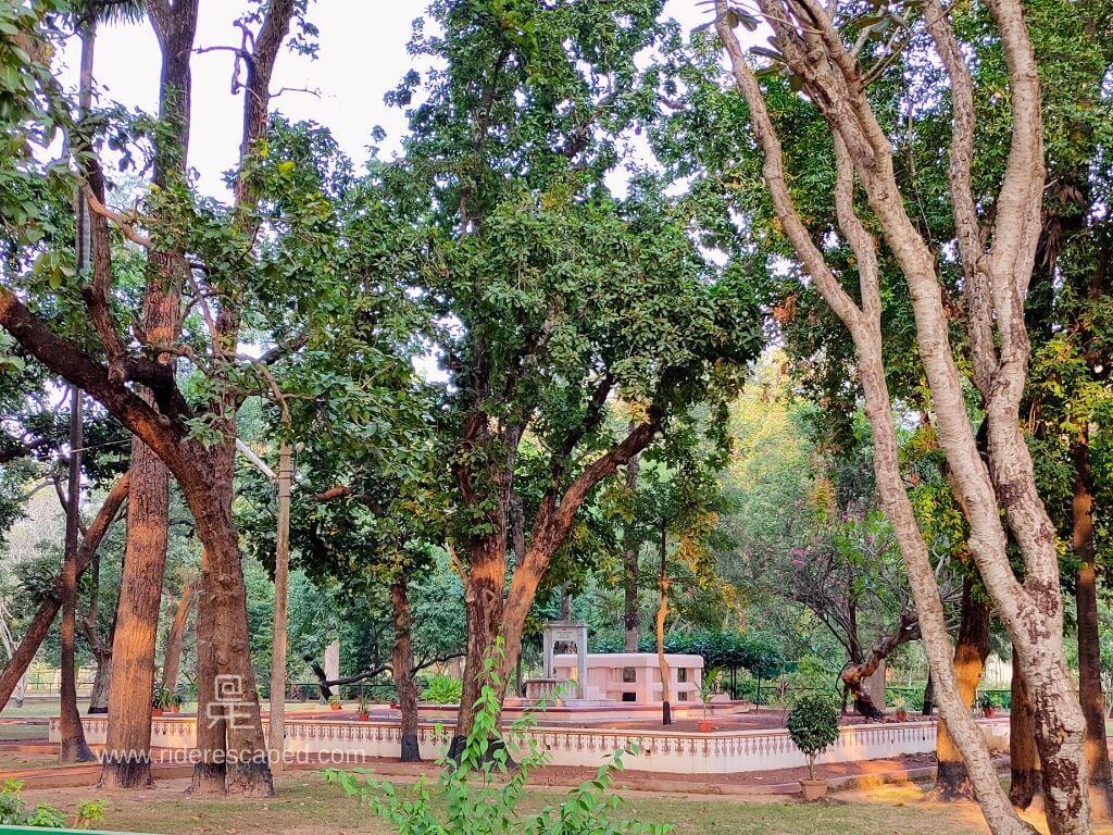 Chatimtala, Shantiniketan Tour Guide