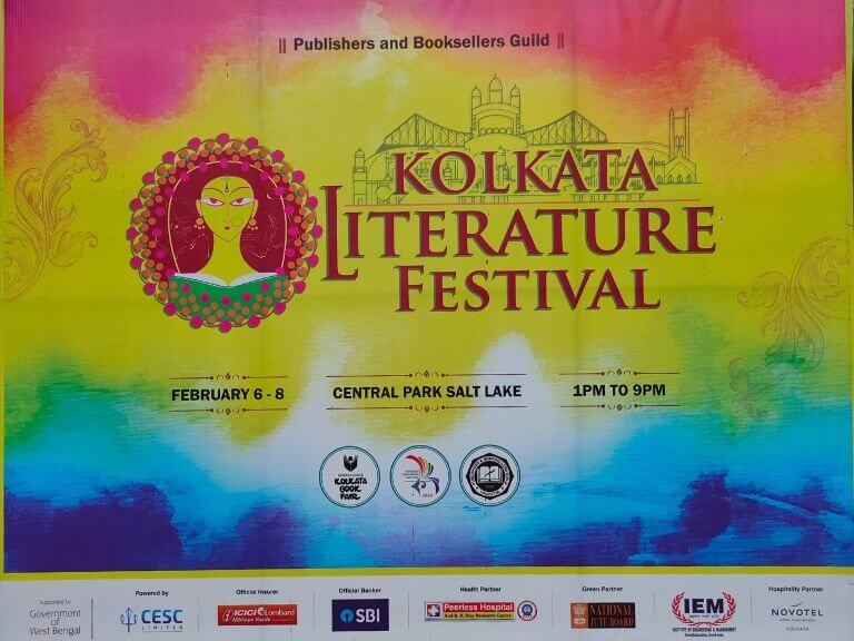 Kolkata Literature Festival 2020