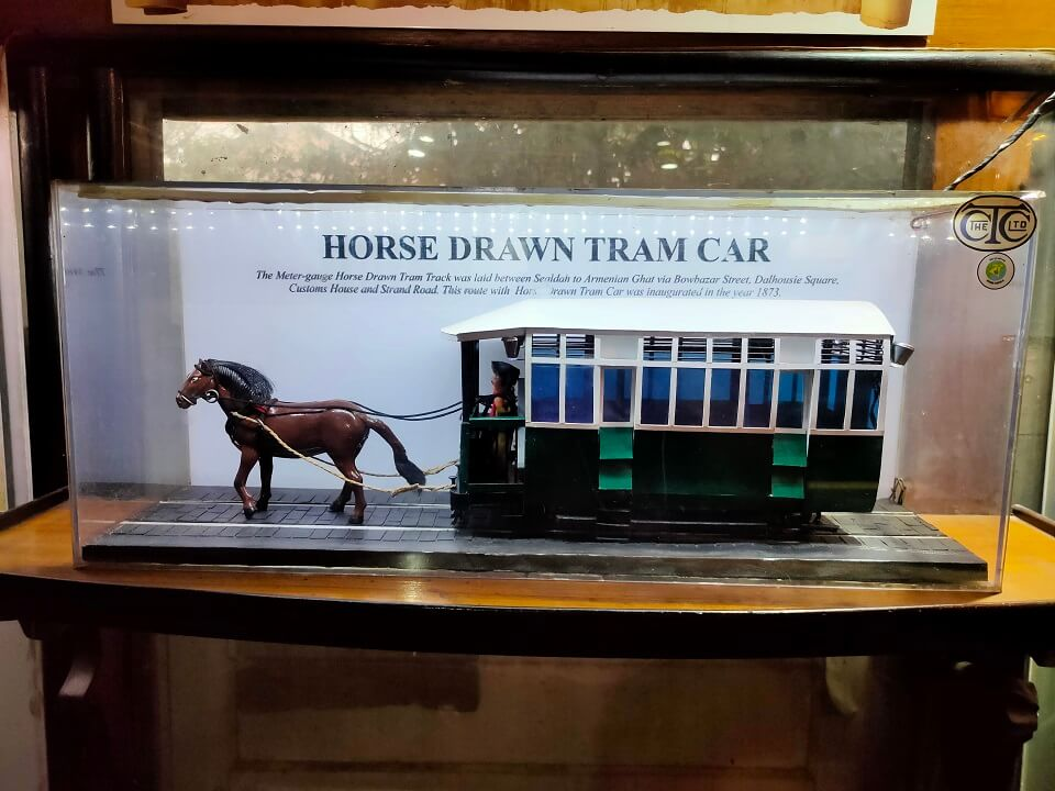 Horse Drawn Tram Car