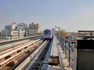 Kolkata East West Metro Corridor 2020