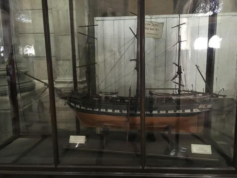 Alumgeer Ship Souvenir