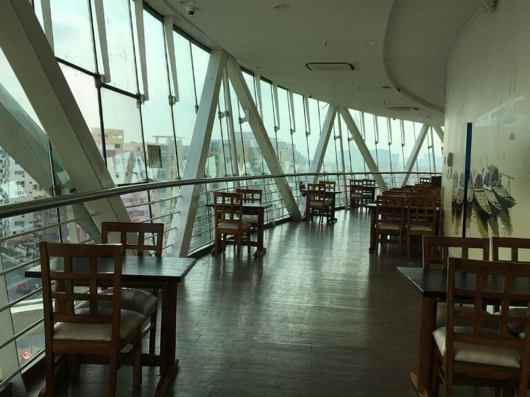 Biswa Bangla Gate Gallery inside View