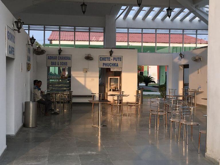 Biswa Bangla Shilpi Haat Food Court