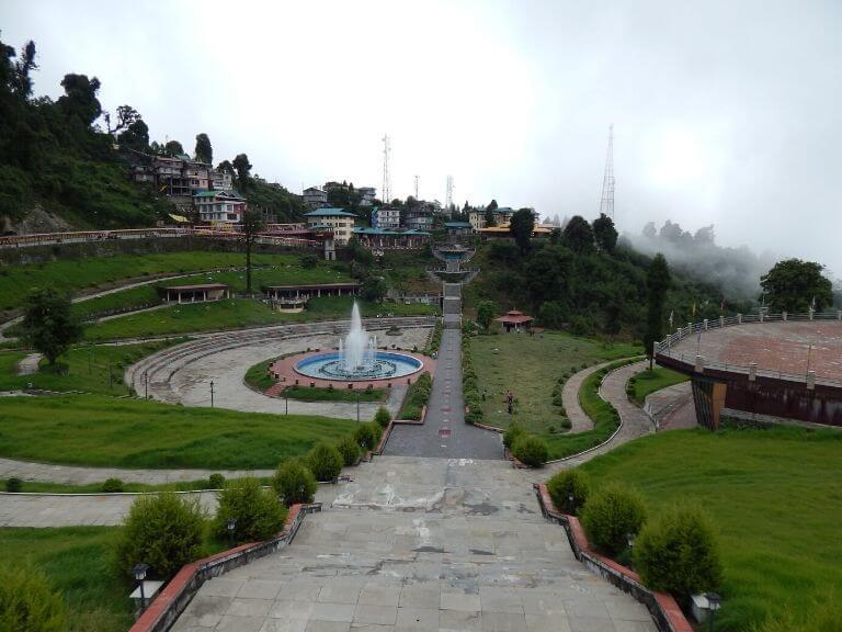 Buddha Park, Ravangla