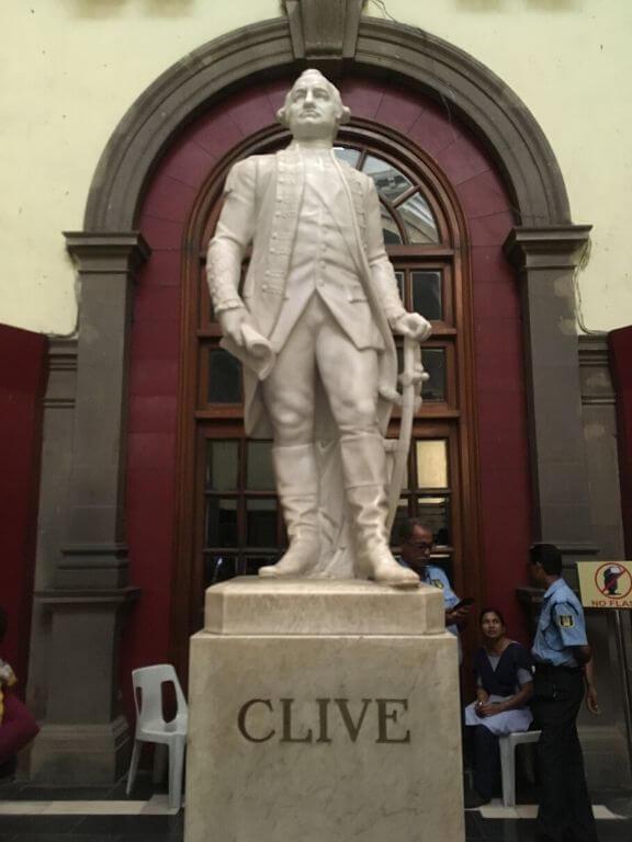 Prince Hall Robert Clive