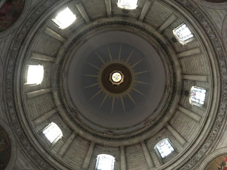 Queens Hall Dome