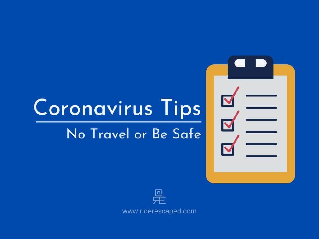 Coronavirus Tips Featured Image