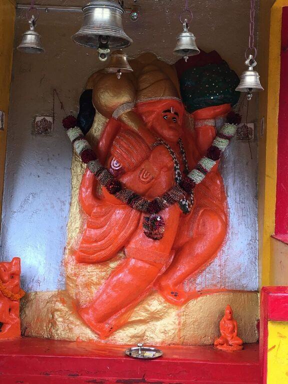 Hanuman Tok, Gangtok