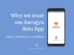 Why We must use Aarogya Setu App Feature Image