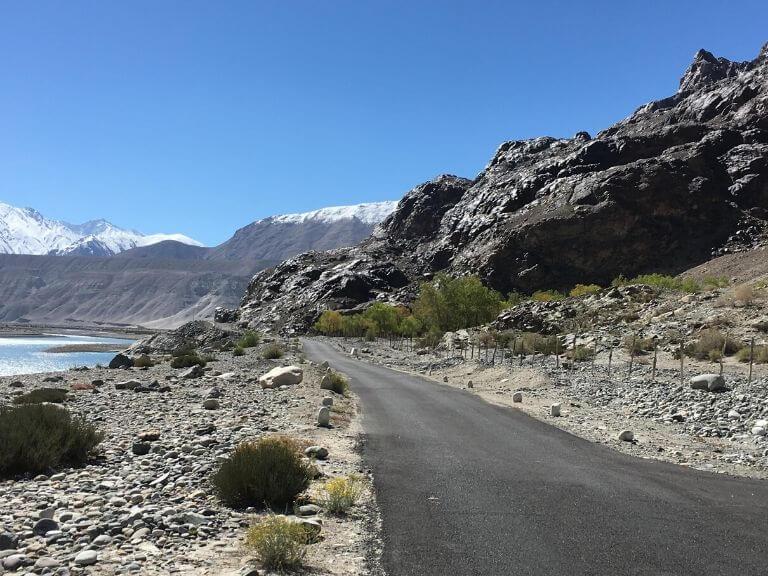After Khalsar, Agham Shyok Road