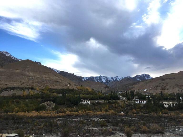 Beautiful Vista Before Kargil