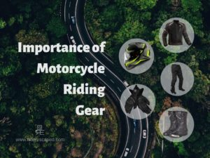 Importance of Motorcycle Riding Gear Feature Image