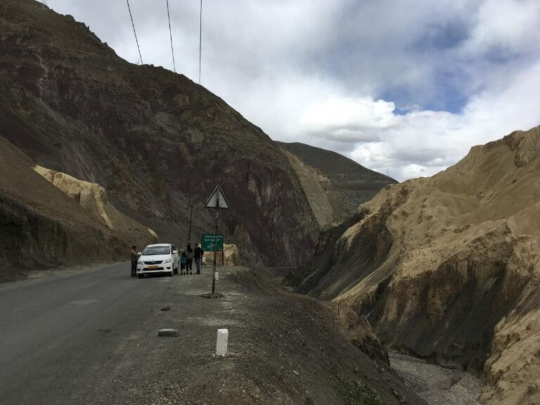 Moonland of Ladakh Lamayuru