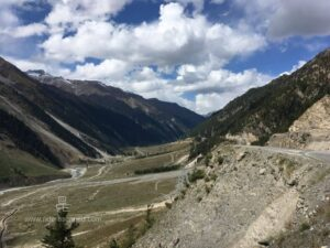 Near Sonamarg, Ladakh Ride Day 16 Feature Image
