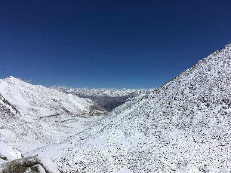 Towards Khardungla Top, Ladakh